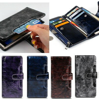 $ CDN25.98 • Buy I-Land Wallet Case For Samsung Galaxy Note10 Note10+ Note9 Note8 Note5