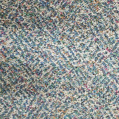 Carpet Tiles Milliken Blue Purple 4m2 Per Box FREE Delivery For SHED And GARAGE • 26.99£