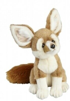 Ravensden Soft Toy Fennec Fox 28cm - Frs004ff Cuddly Teddy Plush Cute Fluffy  • 13.99£
