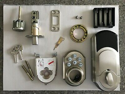 $ CDN75 • Buy Kwikset SMARTCODE Smart Door Lock Keyless Entry Keypad - Electronic Deadbolt