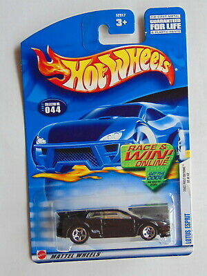 $ CDN3.30 • Buy 2002 Hot Wheels First Editions Lotus Esprit Diecast
