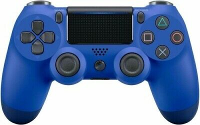 AU54.99 • Buy Blue PS4 DualShock  Playstation 4 Wireless Controller   Version 2 QLD Stock