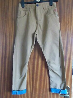 £7 • Buy Next Tan Colour Boys Chino Relaxed Fit Trousers Age 12 Years  Excellent Conditon