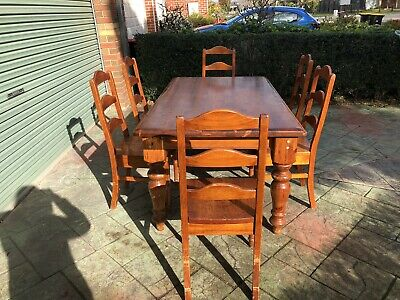 AU100 • Buy Dining Table And Chairs $100