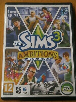 The Sims 3: Ambitions (PC: Mac, 2010) • 4.99£