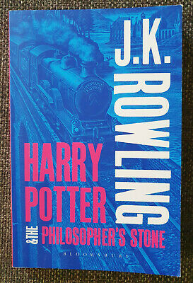 AU1.50 • Buy Harry Potter And The Philosphers Stone Childrens Book