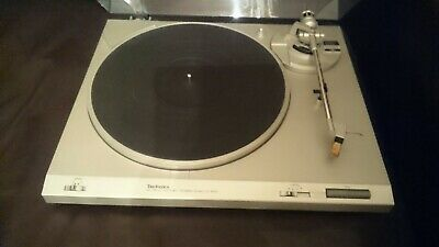 AU199.99 • Buy Very Nice Technics Sl-b210 Turntable Record Player Made In Japan