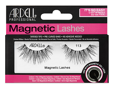 AU9.90 • Buy Ardell Magnetic Lashes 113