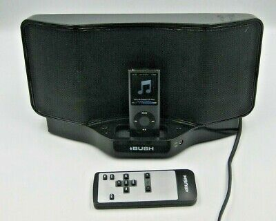 Bush IPhone/ipod Docking Station With Remote • 34.95£