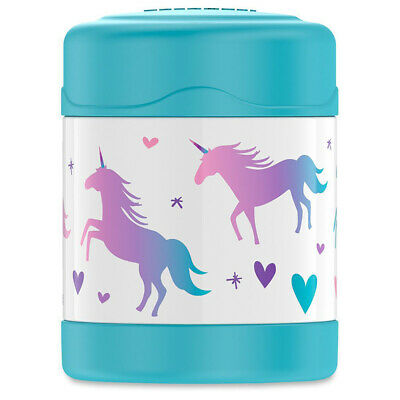 AU20 • Buy NEW Thermos Funtainer Stainless Steel Food Jar Unicorn 290ml
