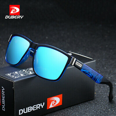 AU17.89 • Buy DUBERY Mens Polarized Sport Sunglasses Outdoor Riding Fishing Summer Goggles Hot
