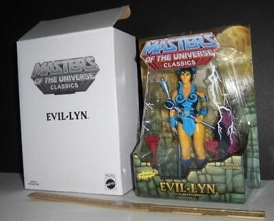 $91.80 • Buy Masters Of The Universe Classics - Evil-Lyn - Matty Collector - 80's He Man