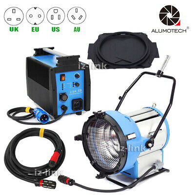 For Studio As M40 4000W HMI Par Light+220V~240V+2.5/4K E-Ballast+7M Cable Kit  • 3,878£
