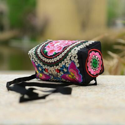 New Floral Color Messenger Chinese National Embroidery Hand And Shoulder Bag • 13.39£