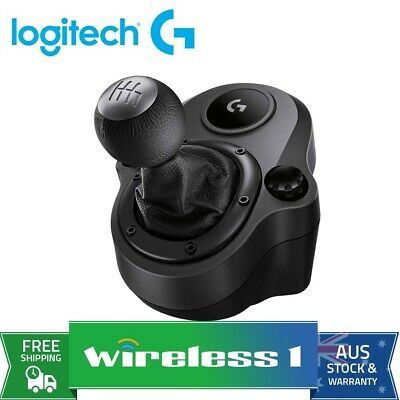 AU79 • Buy Logitech G Driving Force 6 Speed Shifter For G920 And G29