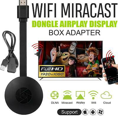 Miracast Dongle Wifi Wireless HDMI Mirror Screen Display Adapter For 1080P TV • 9.59£