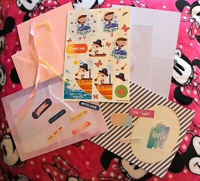 JoJo's ~ Dreamland ~ Card Making Kit ~ Children's Theme ~ Brand New ~ Set 3 • 1.50£