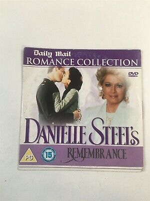 DAILY MAIL Remembrance Danielle Steel`s Romance Collection DVDs • 4.75£