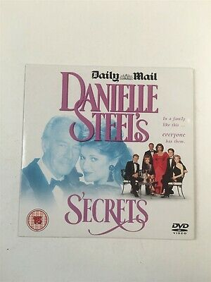 DAILY MAIL Danielle Steel`s Secrets DVDs • 4.75£
