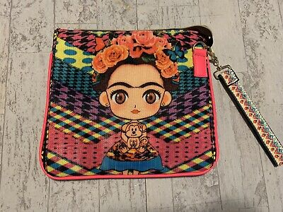 $15 • Buy Frida Kahlo Mexican Art Artisan Hamdmade Bag Purse