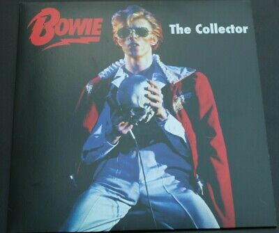 David Bowie - The Collector - Limited Pink Vinyl - New & Sealed • 21.95£