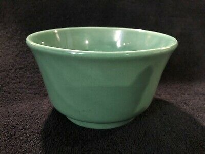 $20.25 • Buy Haeger Green Pot Dish Planter 3833 6  USA 3 1/2  X 6