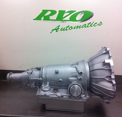 AU6000 • Buy Cleveland / Windsor V8 To Manualized 800hp 4L60E 4 Speed Automatic Transmission