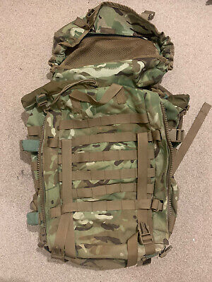 British Army Mtp Daysack/Bergen With Extras • 30£