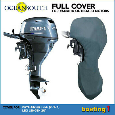 AU62.99 • Buy  Full Cover For Yamaha Outboard Motor Engine 2CYL 432cc F25G (2017>) - 20
