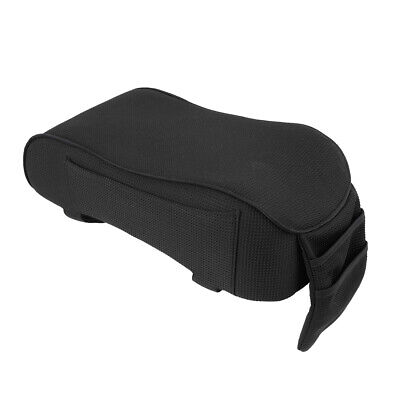 $30.99 • Buy All Weather Center Console Lid Armrest Box Mat Cover Cushion Black For Auto