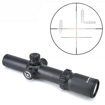 $642.69 • Buy Visionking 1-10x28 Rifle Scope 35mm Hunting Military Reticle Tactical 308 3006