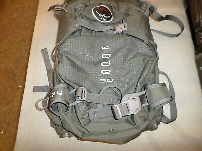 $50 • Buy Osprey Kode 30 Snow Backpack - Really Nice Pre Owned Condition - SAVE