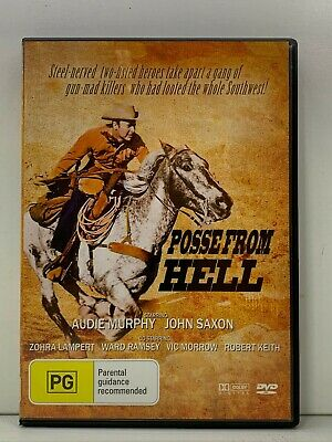 AU8.87 • Buy DVD Posse From Hell - FREE POST #P3