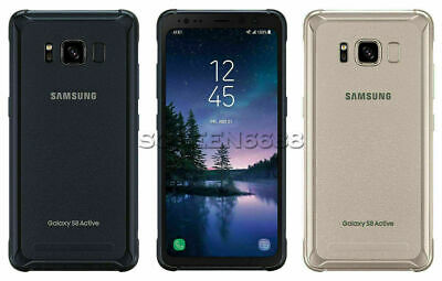 $ CDN215.73 • Buy Samsung Galaxy S8 ACTIVE SM-G892 64GB Unlocked Android Smartphone AT&T T-Mobile
