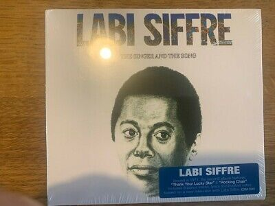 Labi Siffre - The Singer & The Song Cd • 7.50£