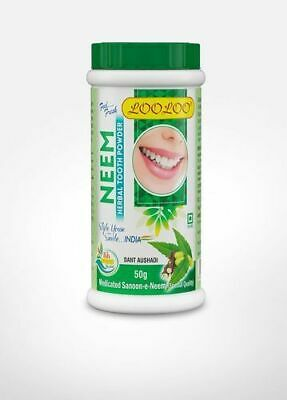 £11.99 • Buy LooLoo Tooth Powder - Shine Your Smile With Sparkling White Teeth -50g