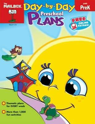 $5.36 • Buy Day-by-Day Plans (PreK) - Paperback By The Mailbox Books Staff - VERY GOOD