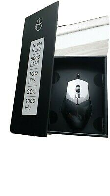 AU11.50 • Buy Dell Alienware Advanced Gaming Mouse AW558 AlienFX Lighting Effects