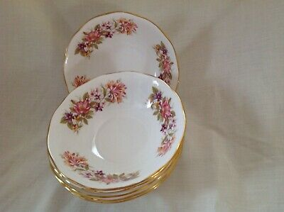 6 X Colclough Wayside 6  Bowls Excellent Condition First Quality  • 29.99£