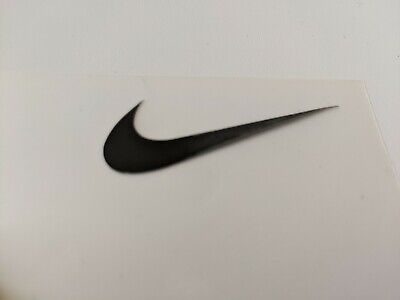 Iron On Logo Various Colours And Sizes. Unofficial. Swoosh Nike • 1.29£