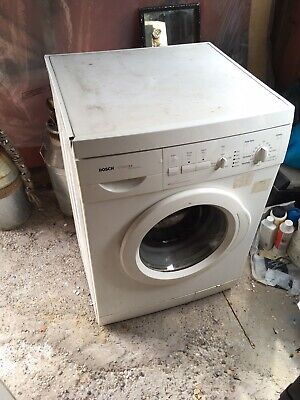 Bosch Classixx 1000 Express Washing Machine, Washes Great, Bearings Are Loud • 40£