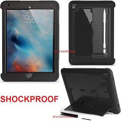 AU13.35 • Buy Griffin Shockproof Case Apple IPad Pro 9.7  Inch Tablet Rugged Cover Protector