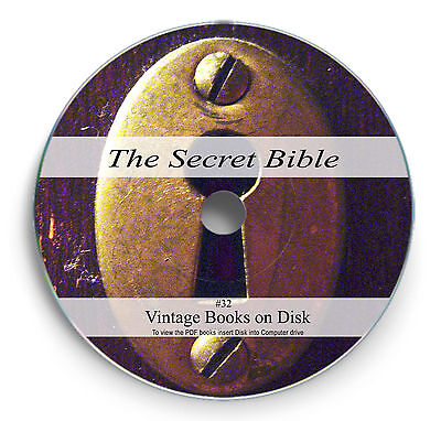 £3.90 • Buy Forbidden Books Of The Bible - 175 Rare Old Books On DVD - Lost Scrolls Enoch 32