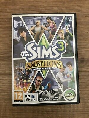 The Sims 3: Ambitions (PC: Mac, 2010) • 4£