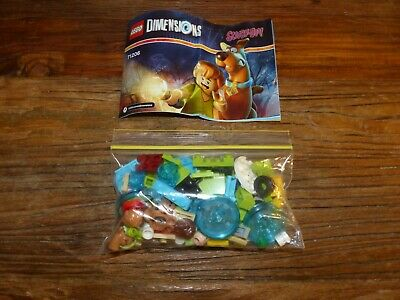 AU39.99 • Buy LEGO Dimensions Scooby - Doo Team Pack 71206 - Complete (No Box)!