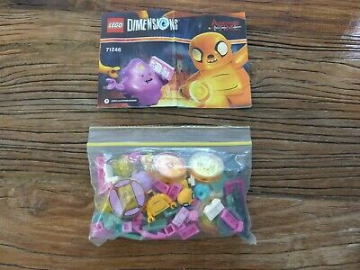 AU74.99 • Buy LEGO Dimensions Adventure Time Team Pack 71246 - Complete (No Box)!