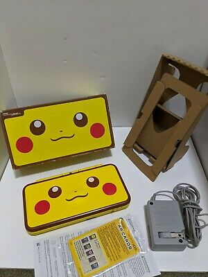 $ CDN260 • Buy Nintendo 2DS XL System PIKACHU EDITION - Excellent Condition W/ Charger