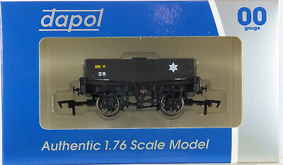 DAPOL  4F-032-011 - Rectangular Tank - BR  [NEW] • 14.50£