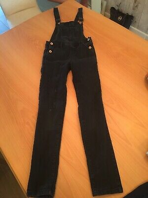 Girls Dungarees Age 11-12 • 10£
