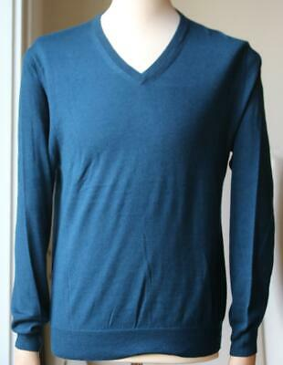 N.peal V-neck Cashmere Blend Sweater Medium • 145£